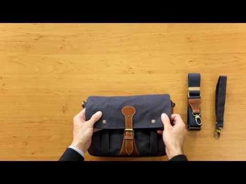 Tritek Myra M Camera & Travel Bag Anthracite - Kamera ve Seyahat Çantası Antrasit