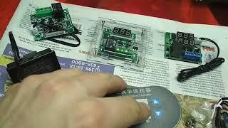 Обзор программируемых терморегуляторов из Китая