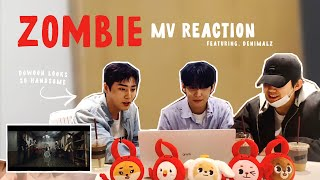 day6 maknae line reacting to zombie music video