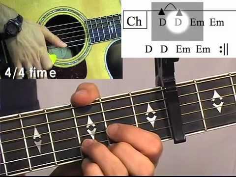 Like a Lion Guitar Lesson -- David Crowder Pasison 2010 Awakening ...