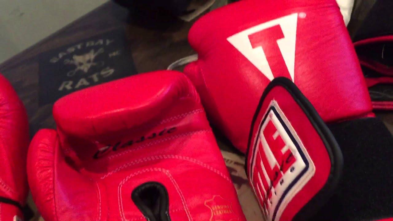 Pink Boxing Gloves Wallpaper 79314
