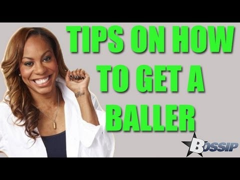 Sanya Richards-Ross Gives Tips On How to Get and Keep a Baller ...