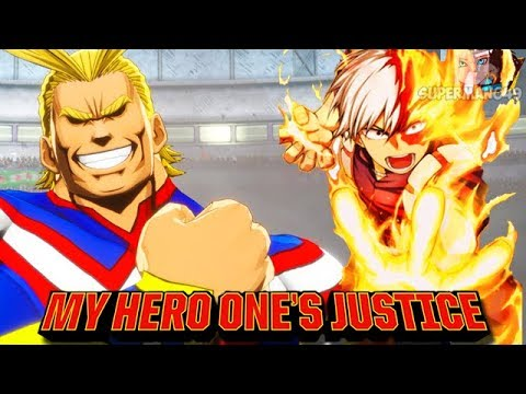 RATE THE SUPER! - My Hero One's Justice: ULTIMATE ATTACKS! Plus Ultra's