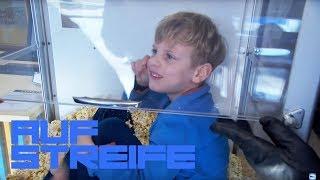 Lecker! Kleiner Junge sitzt im Popcorn-Automat! | Auf Streife | SAT.1 TV