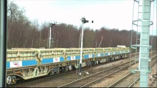 Maltby spoil train 20130801