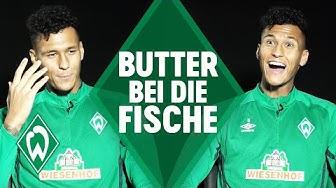 Butter bei die Fische - Davie Selke | SV Werder Bremen