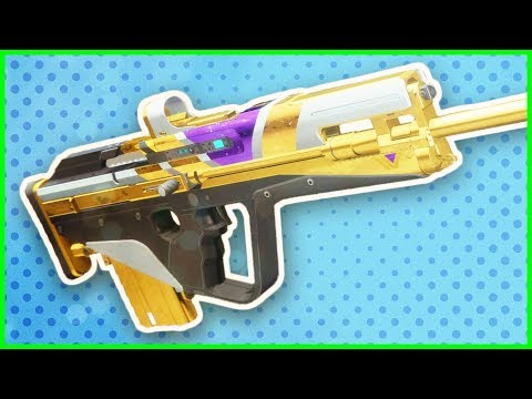 There More Than Just MIDA.  Here's The Nameless Midnight Scout Rifle | Destiny 2 (Gameplay)