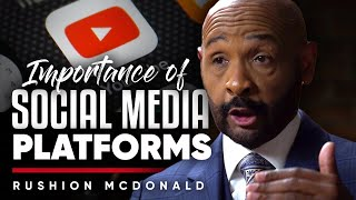 THE KARDASHIANS WON'T BE PASSED: How Celebrities Use Social Media | Rushion McDonald London Real
