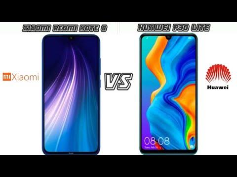 Xiaomi Redmi Note 8 против Huawei P30 Lite