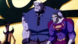 """Justice League Adventures """"Trapped In Time"""" Video Clip"""