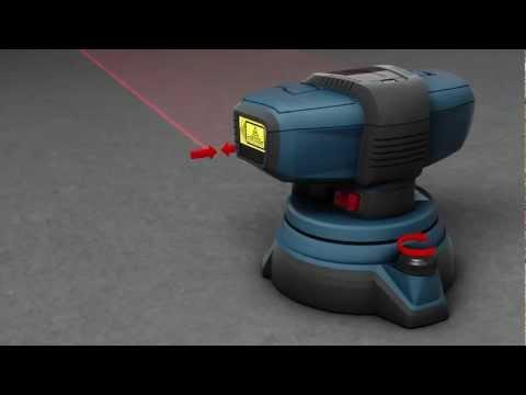 Видео обзор: Нивелир лазерный GSL 2 Prof (премиум версия)