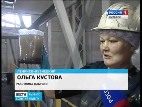 В Ленинске-Кузнецком    запустили обогатительную фабрику.