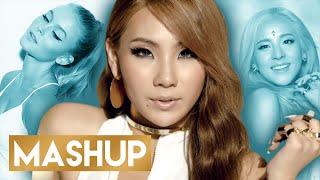 2NE1 x Zara Larsson - Falling In Love x Lush Life (mashup)