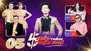 5 Giây Thành Triệu Phú Tập 5 Full HD