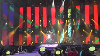 DAVID BISBAL - Waving Flag (En directo)