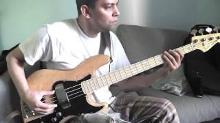 Church - Outkast Icheme Zouggart bass play along cover