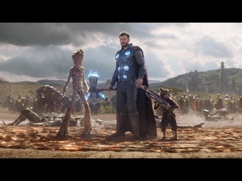 为什么格鲁特可以举起风暴战斧,它与雷神之锤有何不同