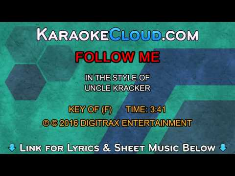 Uncle Kracker - Follow Me (Backing Track)