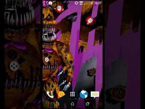 Cum Sa Puneti Wallpaper FNaF Pe Android