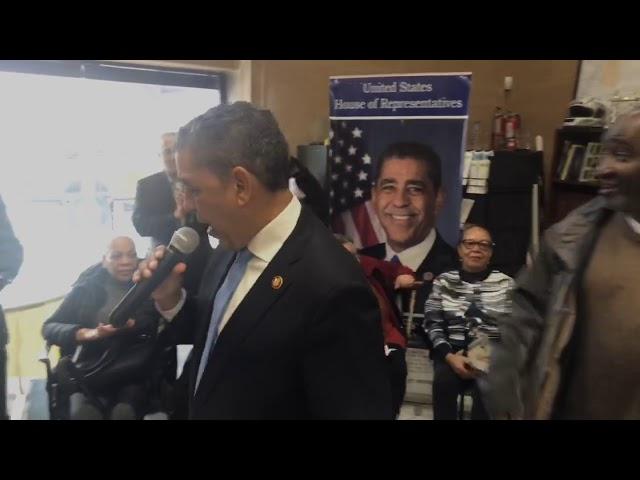 Congresista Espaillat celebra el mes de la historia Afroamericana en el Bronx
