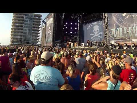 never wanted nothing more live Flora bama