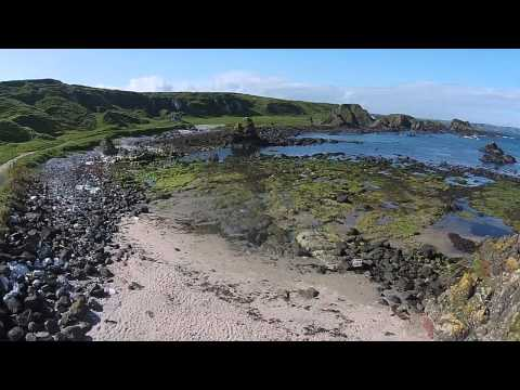 Marine Hotel Ballycastle general video