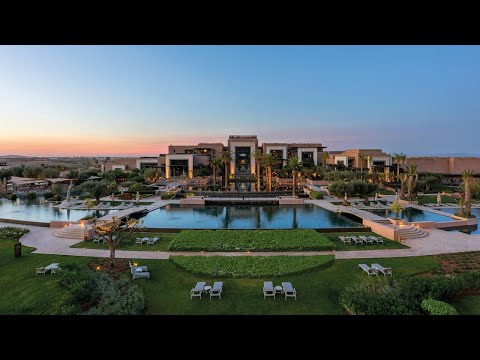 Hotel Fairmont Royal Palm Marrakech 5 Star Morocco