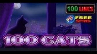 100 Cats - Slot Machine