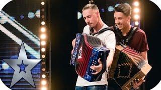 Francisco e Miguel Almeida | Audições PGM 05 | Got Talent Portugal 2017