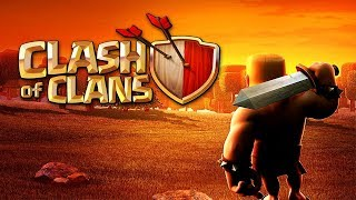 live clash of clans with fun