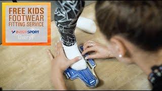 Kids' Footwear Fitting Service at
