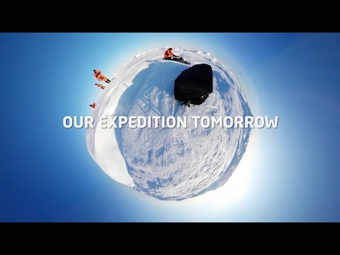 Our Expedition Tomorrow
