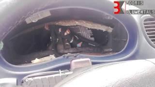seat alhamambra 1.9 TDI engine ECU remove!