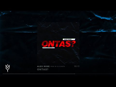 Alex Rose - Ontas? (Audio Oficial)