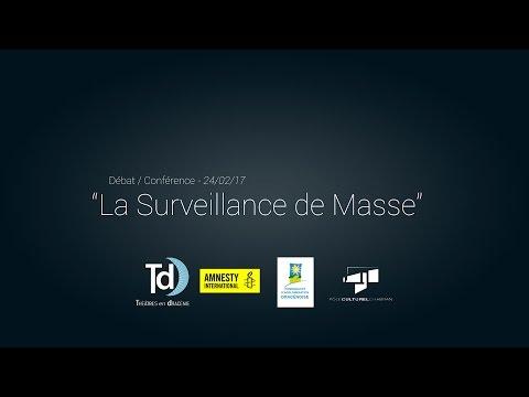 """""""La surveillance de masse"""" par Amnesty International"""