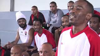 Maximum State Prison Futsal Program