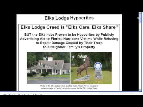 Elks Lodge Hypocrites