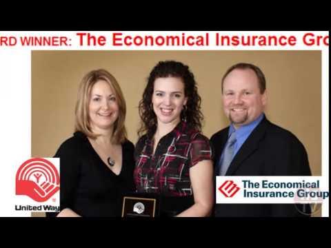 Economical Insurance Group wins United Way award