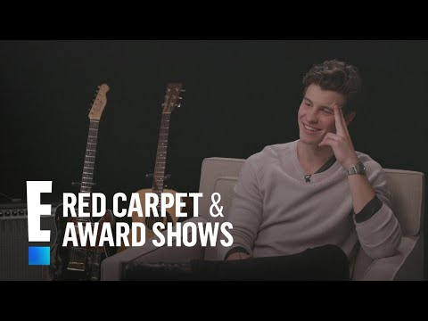What? Shawn Mendes Admits He&39;s Single  E Red Carpet & Award Shows