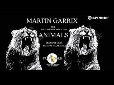 V Tomas  Martin Garrix Animals vs Milk N Cookies
