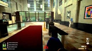 Payday: The Heist PC (2011) Gameplay 1080p Max Graphics