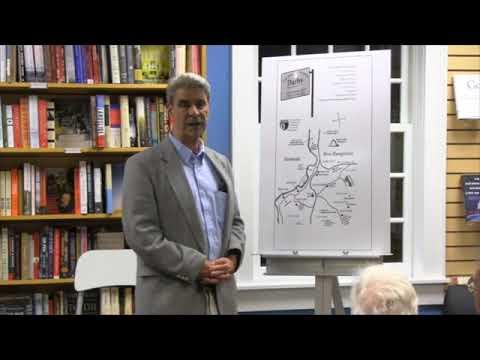 Norwich Bookstore Author Reading  Ernest Hebert