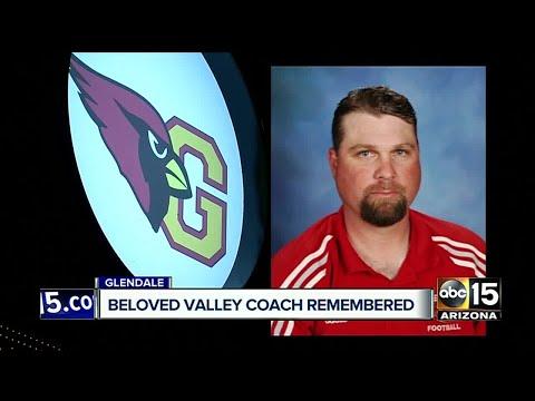 Mesa Community College, Glendale High School football coach dies during bar fight in Phoenix