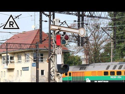 Ruch na stacji Toruń wschodni