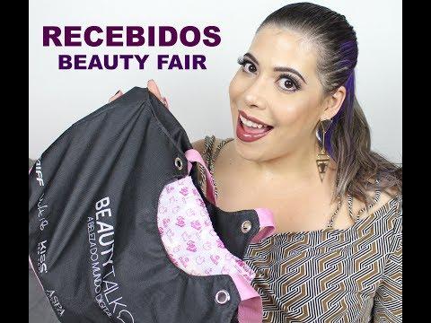"""Recebidos """"Beauty Fair"""" 2017"""