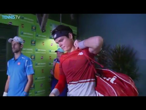 2016 BNP Paribas Open, Indian Wells: Final Highlights - Djokovic v Raonic