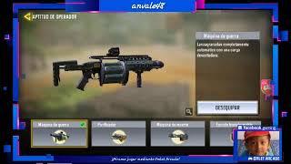 ¡Mírame hacer streaming de Call of Duty en Omlet Arcade!