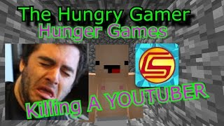 Minecraft Hunger Games - Sick Kill On A YouTuber | Mineplex
