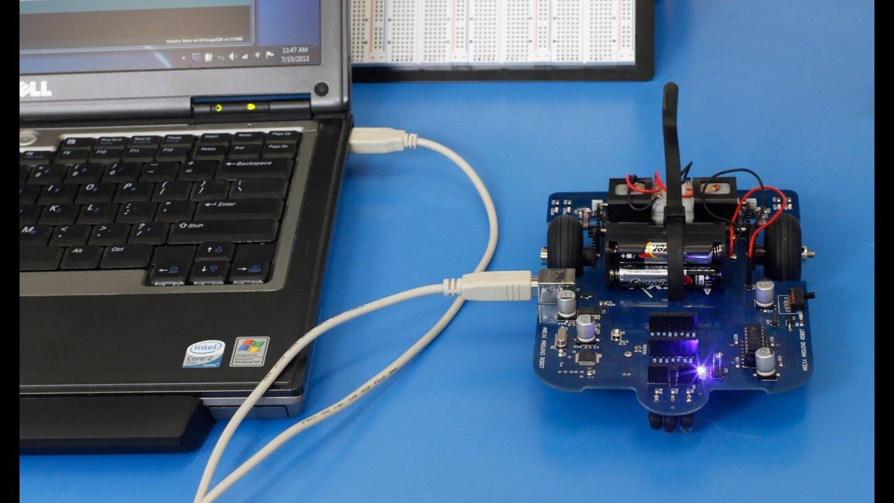 Programming in arduino with global specialties aar
