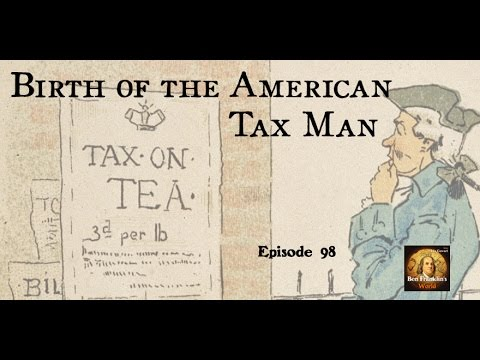 098 Gautham Rao, Birth of the American Tax Man